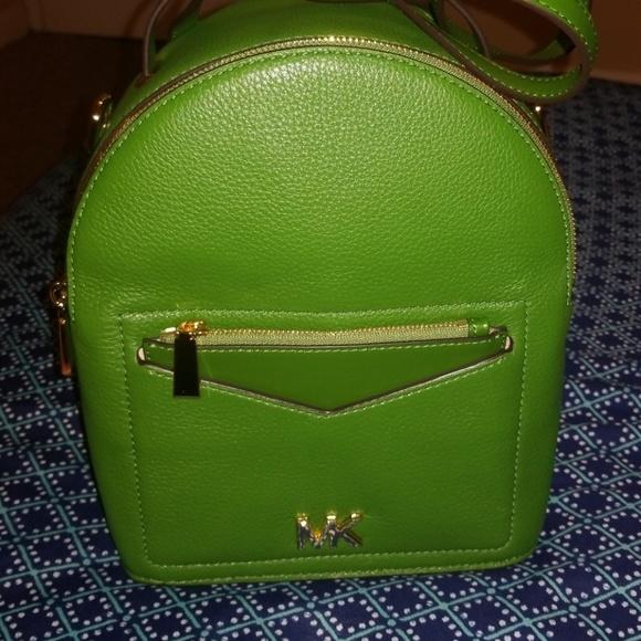 MICHAEL Micheal Kors Jessa Convertible Backpack 1e23eb97c96f5